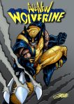 All-New Wolverine by VAXION