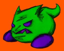 Angry Bogg by MadGoblin