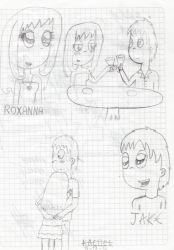 Roxanna-Jake by karlita011