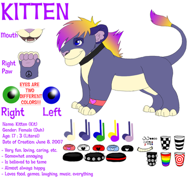 Kitten Reference 2010 by fuzzlekitty