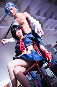 Kill La Kill - Detention by TrustOurWorldNow