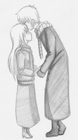 Points: Don't Leave Me by Tsuki--Sama