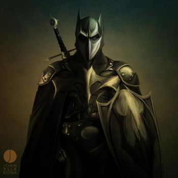 The Dark Knight by PhotoshopIsMyKung-Fu