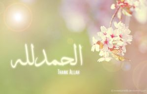 Thank Allah by sweetpink88