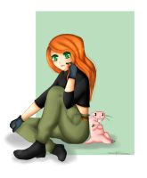 Kim Possible by NonoDessin