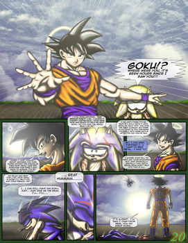 Sonic the Hedgehog Z #15 Pg. 20 January 2017 by CCI545