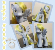 Derpy Hooves Custom by autumnalone