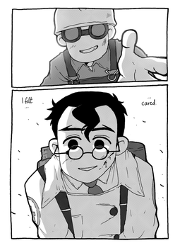 TF2 - Artificial soul page 017 - by BloodyArchimedes