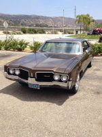 Classic Oldsmobile muscle  by JoshuaCordova