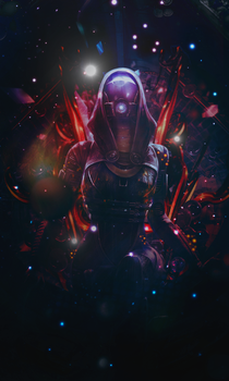 Mass effect signature by Maxell97