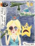 Behind Rosalina's Hairdo by stardust4ever