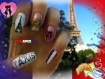 Paris Nails by elegance2255