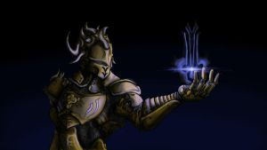 Knight_Color by frostbitedude