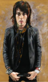 Ronnie Radke by Cynthia-Blair