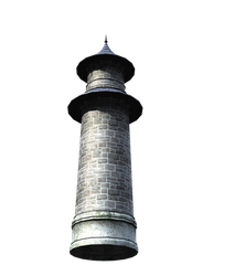 Castle Stock Parts #13 kingdom tower or lighthouse by madetobeunique