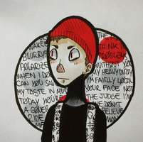 Who's Blurryface? by Aryanel