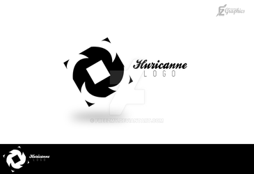 Huricanne Logo by Freezmy