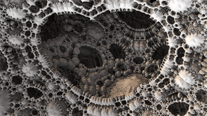 The heart of a fractal by Vitaloverdose