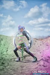 Ae as Tira from SoulCaliburV by AE-cosplay