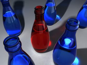 Bottles 2 by truckless
