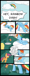 Under your wings color -1- by GabrieldlTC