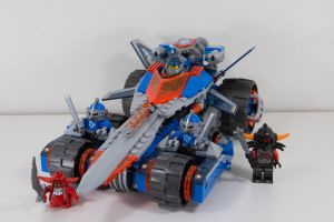 Clay's Rumble Blade by Ankh-Infinitus