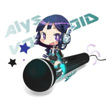 Alys Vocaloid by Charln