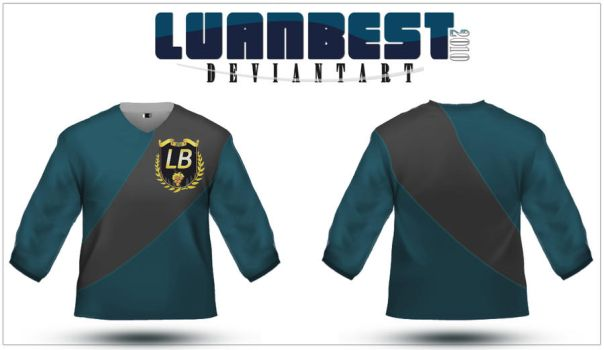 Shirt Brazil cup by luanbest