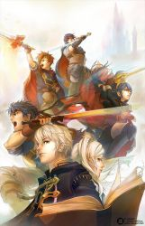 Fire Emblem by JisuArt
