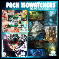 BIG SHARE - PACK 150WATCHERS /STOP SHARE/ by BCaves