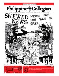 Philippine Collegian issue 21 by kule-0809
