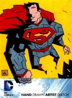 Superman by soliton