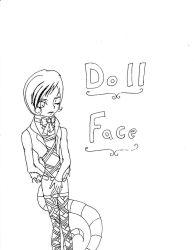 Doll-Face by InkMouth