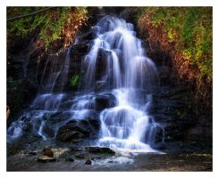 Waterfall by TeFoPhotography