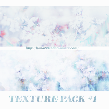 TEXTURE PACK #1 ( edited link ) by Hanavv10