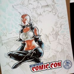 Nycc-01-Marvel's Storm by theCHAMBA