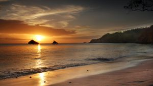Sunset/Tardeser Costa Rica by redxpoison