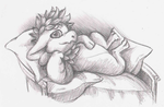 Draw Me Like One Of Your Fancy French Girls by Ascynd