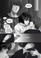 Death Note Doujinshi Page 111 by Shaami