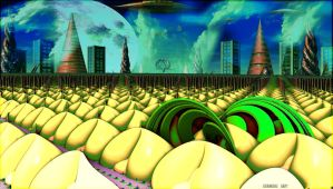 FUTURE CULTIVATIONS by DorianoArt