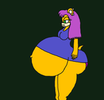 Pregnant Mina by Ant-D