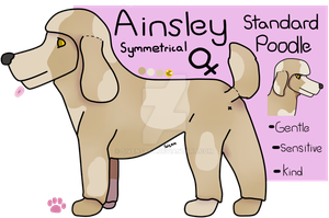 Ainsley Revamp by SivensArt