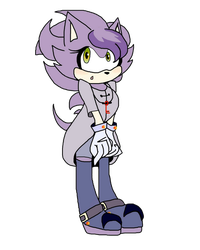 Osrio Violet redesign by Feathery-Galaxy