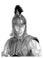The Warrior Achilles by mmustangg