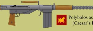 Polybolos Assault Rifle (Caesar's Legion) by Imperator-Zor