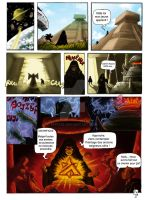 Star Wars ''Holocron'' page 01 by effix35