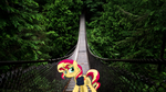 Sunset Shimmer BG by small-purple-dragon