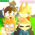 Eddsworld by Suziru