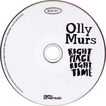 Right Place Right Time - Olly Murs by TostadoraMusicPacks