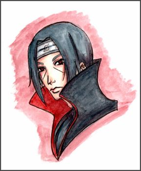 ::Itachi:: by pink-mika